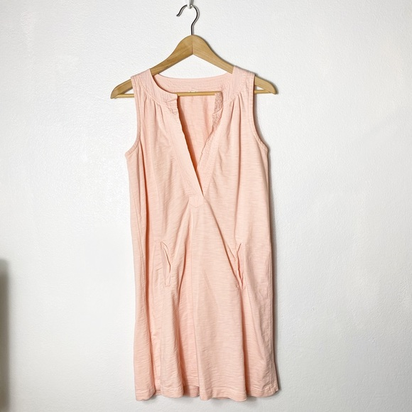 J. Crew Dresses & Skirts - J Crew pink sleeveless cotton dress
